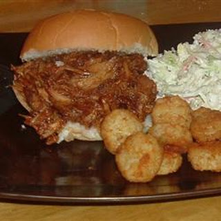 Southern Yank Pulled Pork BBQ.