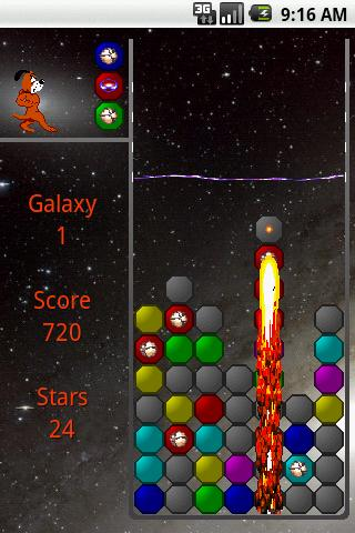 StarXscape- screenshot