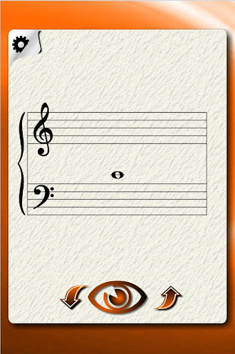Piano Notes Flash Cards