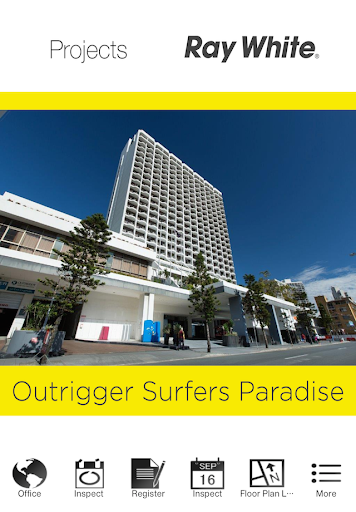 Ray White Projects Outrigger