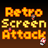 Retro Screen Attack