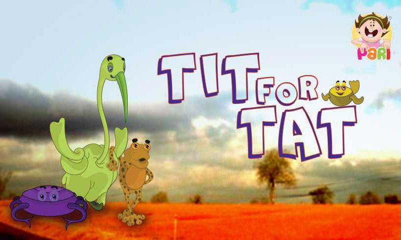 Kids Stories- Tit For Tat- screenshot