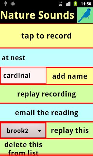 Nature Sound Recorder