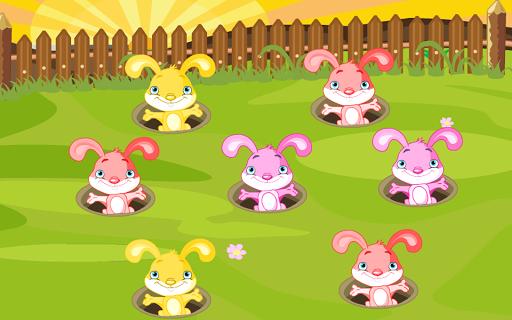 玩免費休閒APP|下載Kids Game-Slap the Bunny app不用錢|硬是要APP