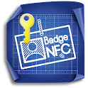 Badge NFC PRO Key icon