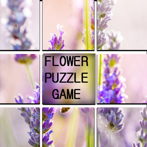 Flower Images Puzzle Game