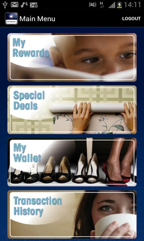 Liberty Own your life Rewards - screenshot