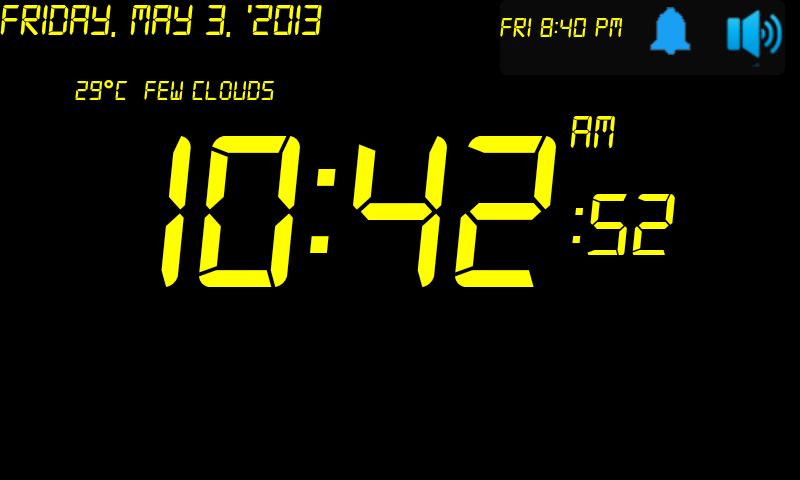 Clock Talk 2 Free - screenshot