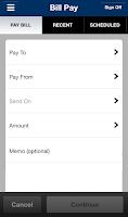 Screenshot of Wintrust Bank