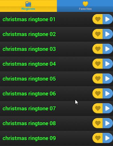 聖誕節聲音和鈴聲