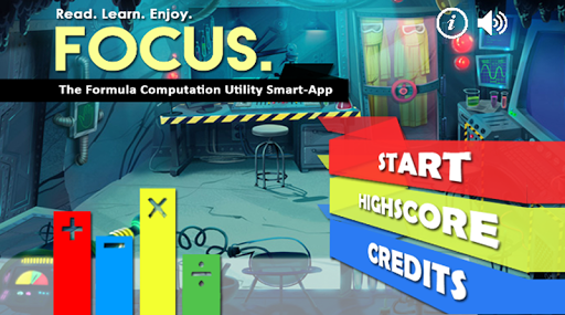 FOCUS: The Formula Smart-App