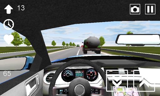車 : Traffic Racer