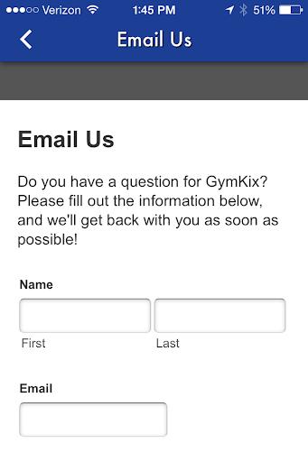 【免費運動App】GymKix-APP點子