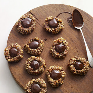 Chocolate Thumbprint Cookie