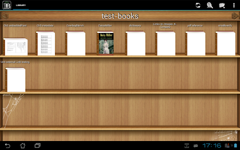 EBookDroid - PDF & DJVU Reader v2.2.2