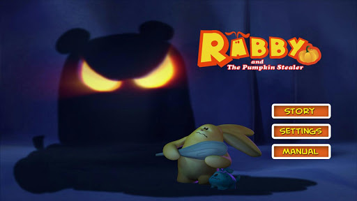 Rabby and The Pumpkin Stealer