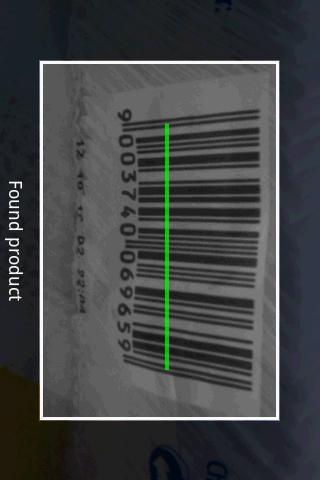 Barcode OI Plugin - screenshot