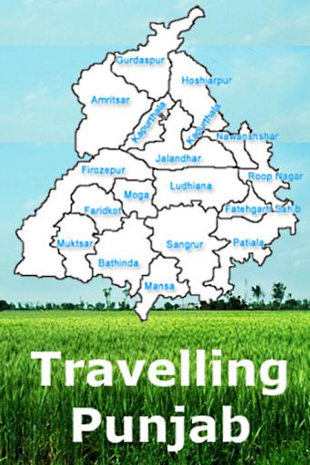 Travelling Punjab