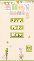 Screenshot of Baby Mania