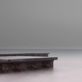 Cold Water by Kim Borup Matzen - Landscapes Waterscapes ( water, waterscape, nd, long exposure, denmark, landscape )