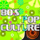 80's Pop Culture icon