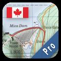 Canada Topo Maps Pro icon