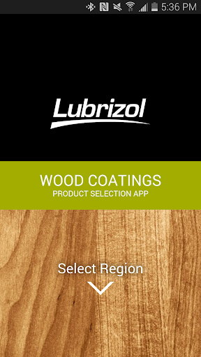 Wood Coatings Product Guide