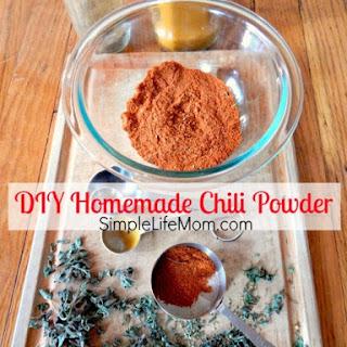 DIY Homemade Chili Powder