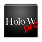 Holo White Pro CM11 Theme icon
