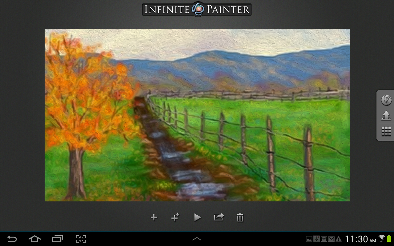 Infinite Painter - screenshot