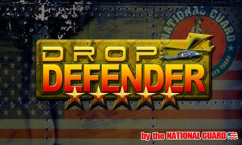 Drop Defender - screenshot