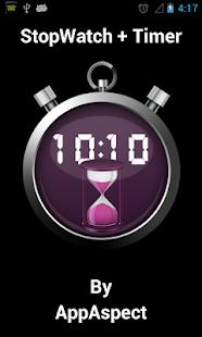 秒錶定時器