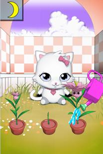 玩免費休閒APP|下載我的可愛的小貓 app不用錢|硬是要APP