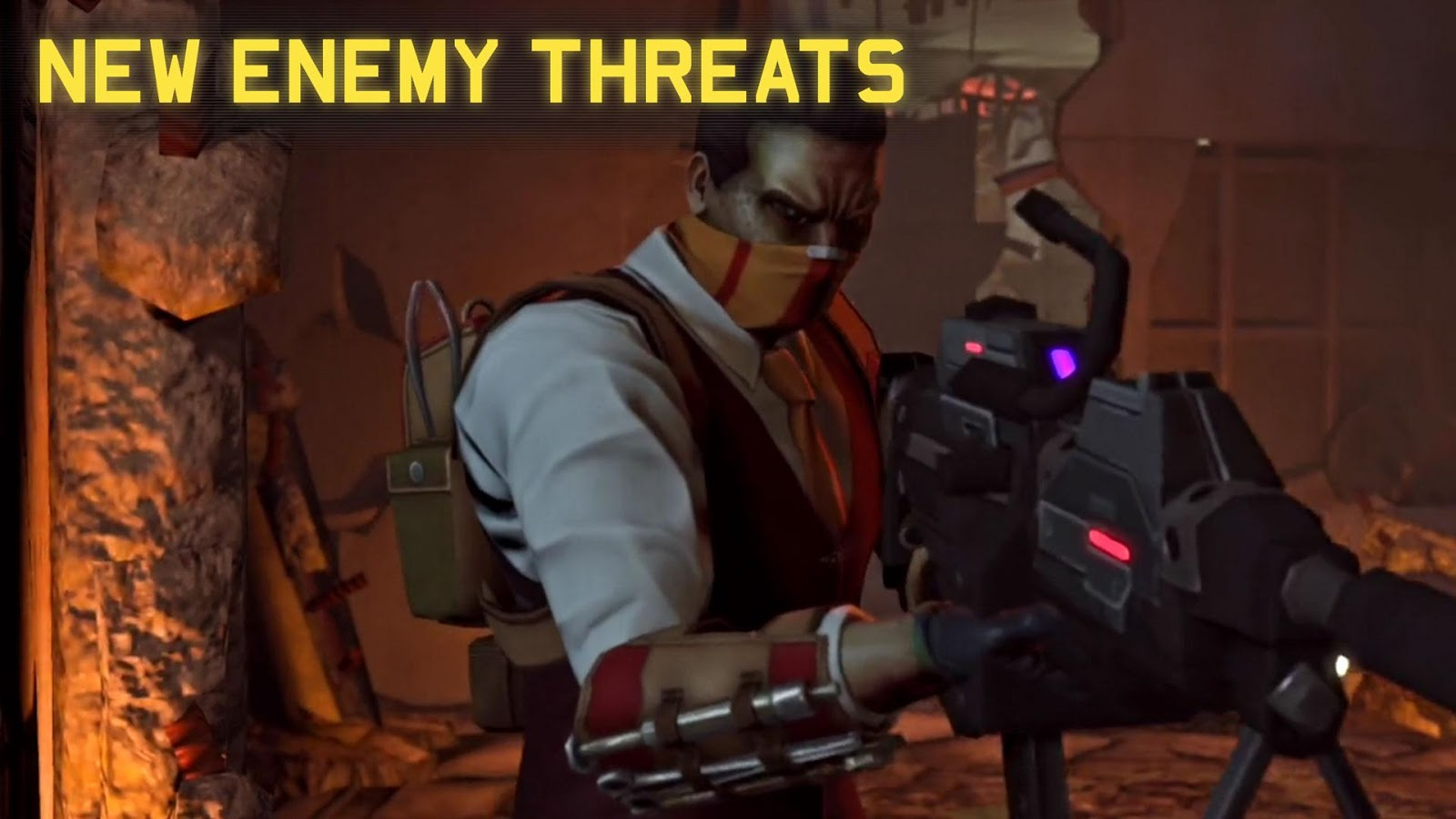 Xcom Enemy Within v1.2.0 APK Full indir