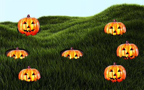 Smack that Pumpkin - screenshot thumbnail