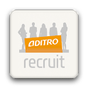 Aditro Recruit logo
