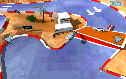 Turbo Skiddy Racing Pro- screenshot thumbnail