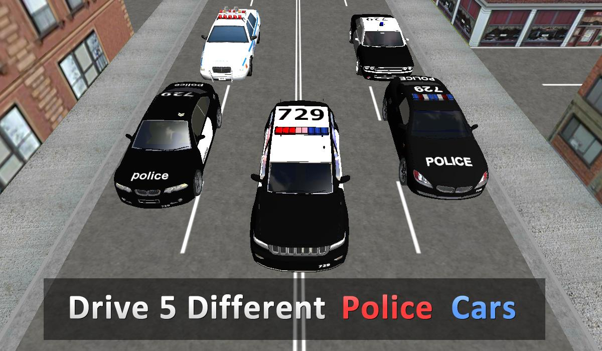 Police Traffic Racer- screenshot