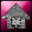 Pink ADW Theme logo