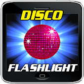 Disco Flashlight