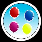 弹出气球 icon
