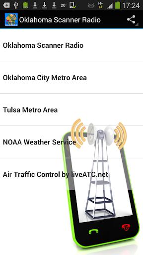 Scanner Radio Oklahoma FREE