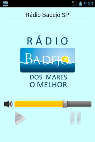 Rádio Badejo SP