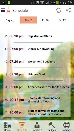 Startup Weekend AlAin 2014