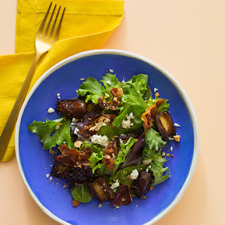 Roasted Date Salad
