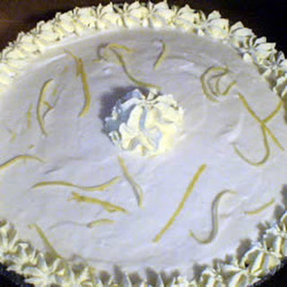 Lemon Icebox Pie II.