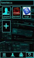 Screenshot of GO Contacts BlueTech