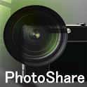 きれいカメラ フォトシェア 無料 icon