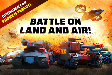 Battle Command: Arena Defense - screenshot