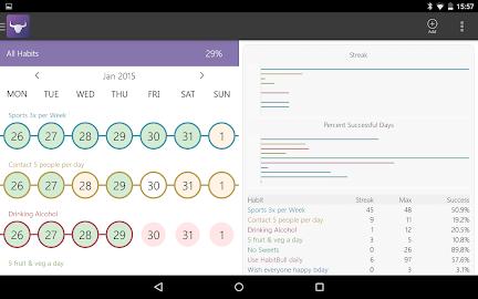 HabitBull - Habit Tracker Screenshot 22